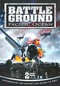 BATTLE GROUND PACIFIC OCEAN AREA
