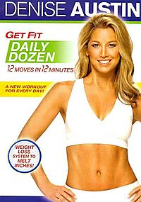 Denise Austin - Get Fit Daily Dozen