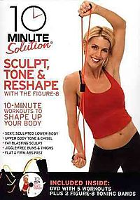10 MINUTE SOLUTION:SCULPT TONE AND RE