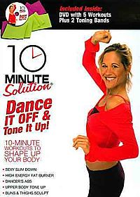 10 MINUTE SOLUTION:DANCE IT OFF KIT