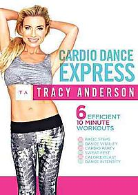TRACY ANDERSON:CARDIO DANCE EXPRESS