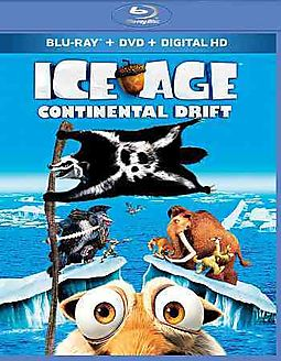 ICE AGE:CONTINENTAL DRIFT