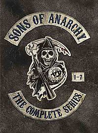 SONS OF ANARCHY:COMPLETE SERIES 1-7
