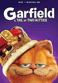 GARFIELD:TAIL OF TWO KITTIES
