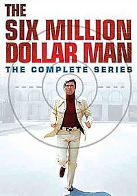 Six Million Dollar Man: The Complete Series