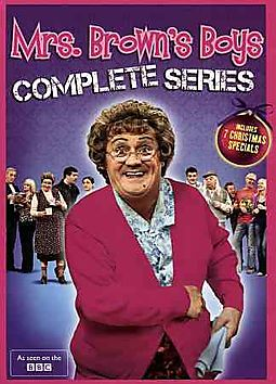 MRS. BROWN'S BOYS:COMPLETE SERIES
