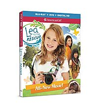 AMERICAN GIRL:LEA TO THE RESCUE