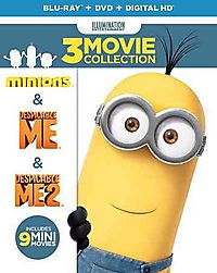 DESPICABLE ME 3 MOVIE COLLECTION