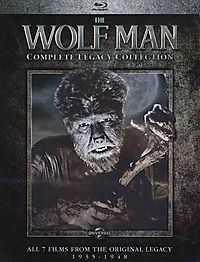 WOLF MAN:COMPLETE LEGACY COLLECTION
