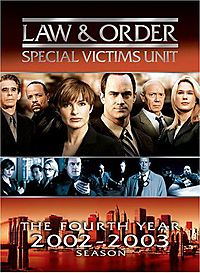 Law & Order: Special Victims Unit - The Fourth Year