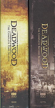 Deadwood - The Complete Seasons 1 & 2