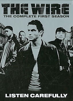 Wire - The Complete First Season