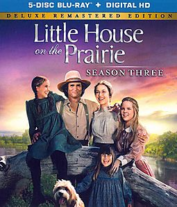 Little House on the Prairie - Season 3