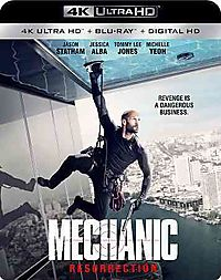 MECHANIC:RESURRECTION (4K ULTRA HD)