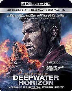 DEEPWATER HORIZON (4K ULTRA HD)