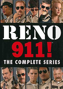 Reno 911!: The Complete Series