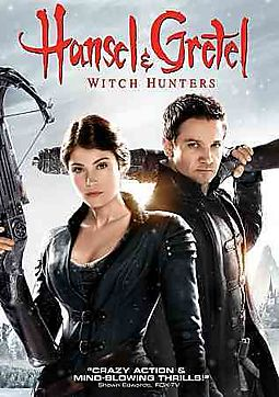 HANSEL & GRETEL:WITCH HUNTERS