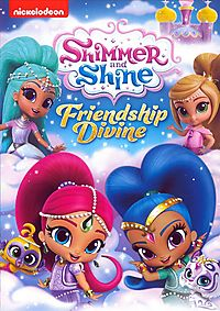 SHIMMER AND SHINE:FRIENDSHIP DIVINE