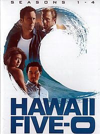 HAWAII FIVE O:SEASONS 1-4