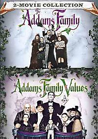 ADDAMS FAMILY/ADDAMS FAMILY VALUE MOV