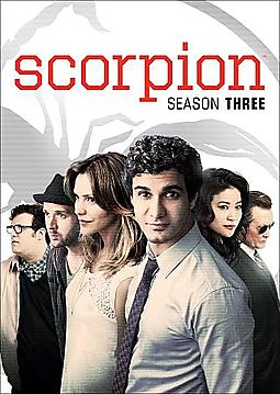 SCORPION:SEASON THREE