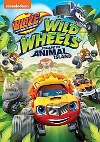 BLAZE AND THE MONSTER MACHINES:WILD W