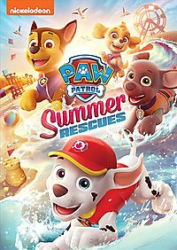 PAW PATROL:SUMMER RESCUES