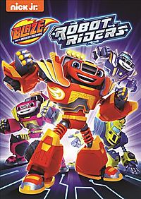BLAZE AND THE MONSTER MACHINES:ROBOT