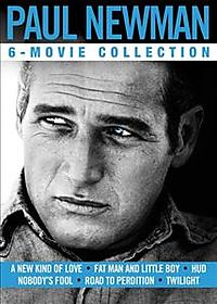 PAUL NEWMAN 6 FILM COLLECTION