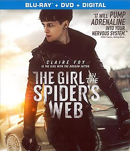 GIRL IN THE SPIDER'S WEB