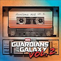 GUARDIANS OF THE GALAXY V2:AWES (OST)