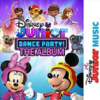 DISNEY JUNIOR MUSIC DANCE PARTY