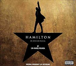 Hamilton [Original Soundtrack] [PA] [10/16]