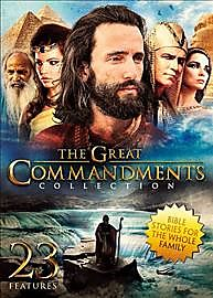 GREAT COMMANDMENTS COLLECTION:23 FEAT