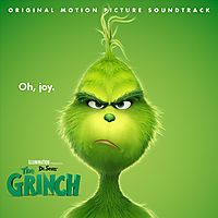 DR SEUSS' THE GRINCH (OST)