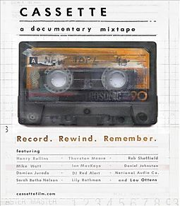 CASSETTE:DOCUMENTARY MIXTAPE
