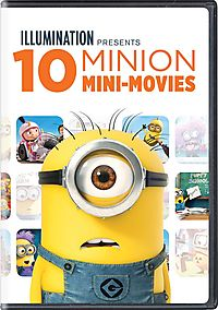ILLUMINATION PRESENTS:10 MINION MINI