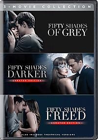 FIFTY SHADES:3 MOVIE COLLECTION