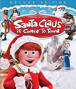 SANTA CLAUS IS COMIN TO TOWN (DELUXE
