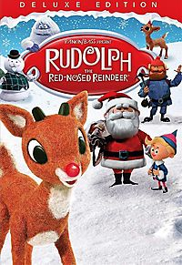 RUDOLPH THE RED NOSED REINDEER (DELUX