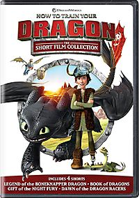 HOW TO TRAIN YOUR DRAGON:SHORT FILM C