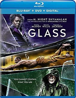 GLASS (BD/DVD COMBO)