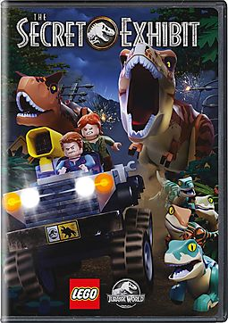 LEGO JURASSIC WORLD:SECRET EXHIBIT