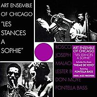 ART ENSEMBLE OF CHICAGO:LES STANCES A