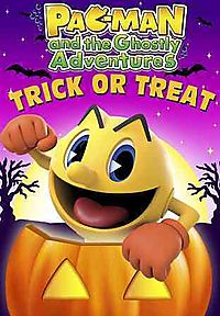 Pac-Man and the Ghostly Adventures: Trick or Treat