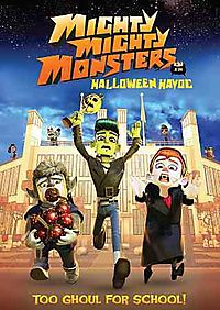 Mighty Mighty Monsters: Halloween Havoc