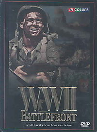 WWII: Battlefront - Five DVD Digipak Collection