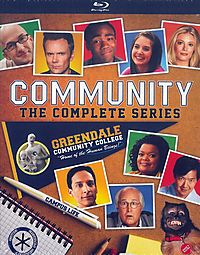 COMMUNITY:COMPLETE SERIES