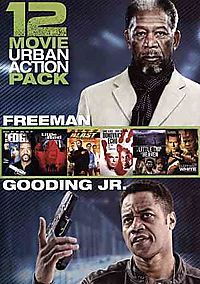 12 MOVIE URBAN ACTION PACK