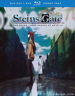 STEINS GATE:MOVIE